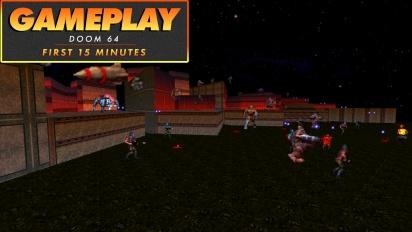 《毀滅戰士64》- 前15分鐘 Gameplay