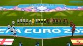 《eFootball PES 2020》- UEFA 歐洲盃英格蘭對西班牙
