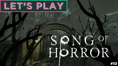 Let's Play《恐怖之歌》- 第13部份 - 第5集開始