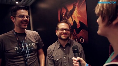 GC 13: Diablo III: Reaper of Souls - Interview