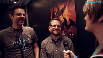 GC 13: Diablo III: Reaper of Souls - Interview
