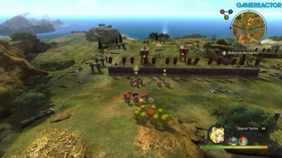 第二國度II:王國再臨 - 中心之戰 Gameplay