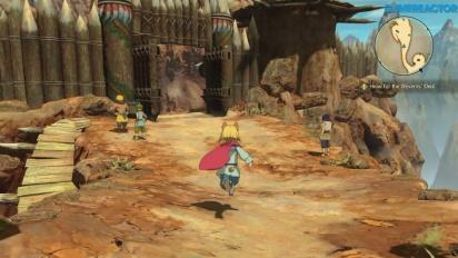 第二國度 II:王國再臨 - 好心有好報 Gameplay