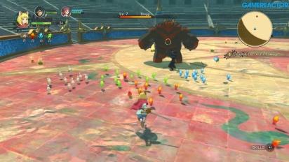 第二國度II:王國再臨 - 王的搖籃 - 勇氣的試驗 Gameplay