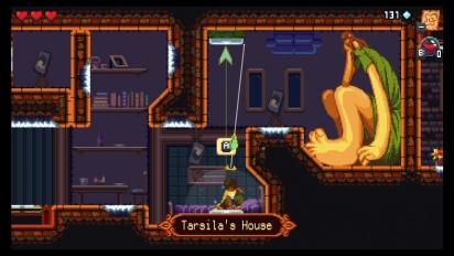 《Dandara》- 任天堂Switch Gameplay