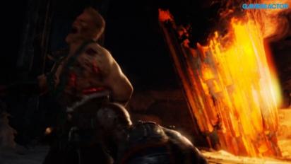 《戰神》- 與曼尼與摩迪的戰鬥〈內有劇透〉