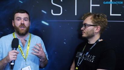 《恆星戰役》遊戲機版本- Daniel Moregård 訪談