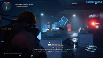《全境封鎖2》- 「黑色獠牙」終局遊戲 Gameplay 第1部分
