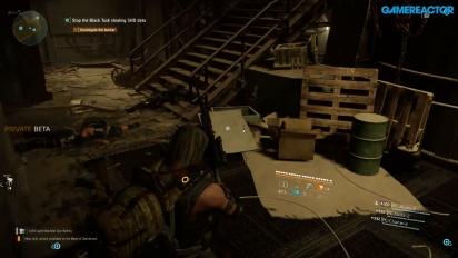 《全境封鎖2》- 「黑色獠牙」終局遊戲 Gameplay 第2部分