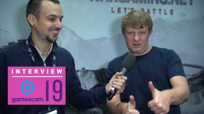 戰遊網 - Victor Kislyi Gamescom 2019 訪談