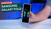 Samsung Galaxy Fold 摺疊螢幕手機 - Gamereactor 開箱囉