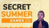 秘密夏日遊戲 2021