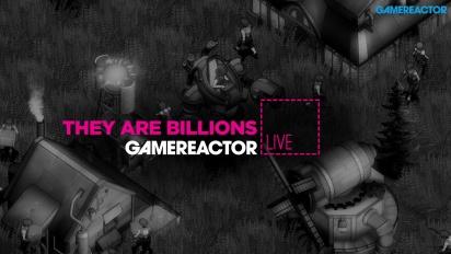 《億萬殭屍 They Are Billions》- 直播重播