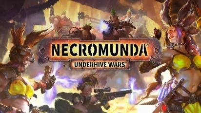 Necromunda: Underhive Wars - Welcome to the Underhive   Story Trailer