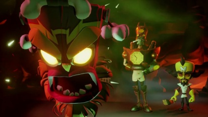 Crash Bandicoot 4: It's About Time - Extended Gameplay Trailer (State of Play)