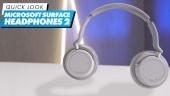 微軟 Surface Headphones 2 - 快速查看