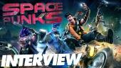 《Space Punks》 - Michael Kuk 訪談