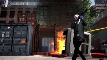 Payday: The Heist - Heat Street Trailer