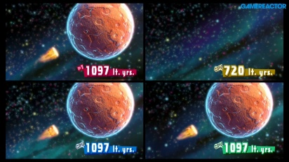 《星之卡比 新星同盟》- 擊星英雄〈Star Slam Heroes〉 迷你遊戲 Gameplay