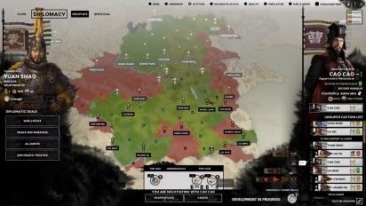 《全軍破敵:三國》外交系統曝光 (第二篇)