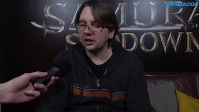 《侍魂 Samurai Shodown》- Jost Weatherford 訪談