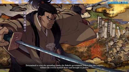 《侍魂 Samurai Shodown》- 柳生十兵衛故事 Gameplay