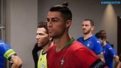 《eFootball PES 2020》- 歐洲盃葡萄牙vs義大利完整對戰Gameplay