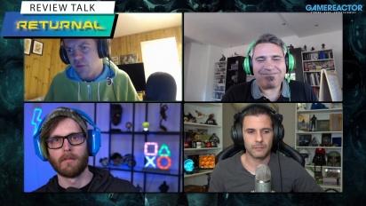 《Returnal 死亡回歸》 - Gamereactor 評論談話