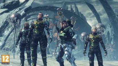 Xenoblade Chronicles X - Battle Trailer