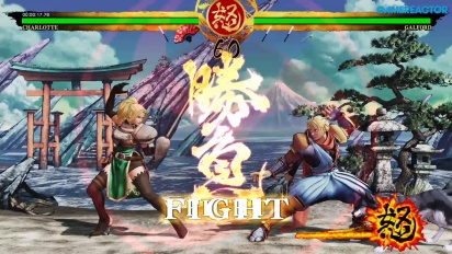 《侍魂 Samurai Shodown》- 夏洛特故事 Gameplay