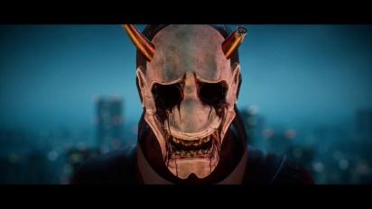 Ghostwire Tokyo - PlayStation Showcase 2021 Trailer