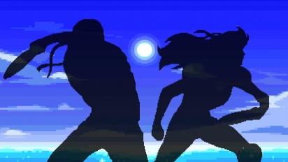 Windjammers ´- Announcement Trailer