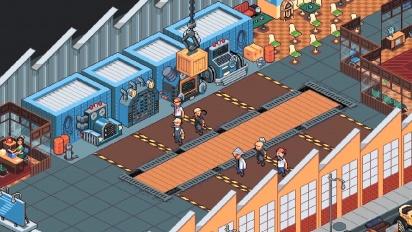 Epic Car Factory - Trailer