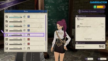 《聖火降魔錄 風花雪月》- 講師課程  Gameplay