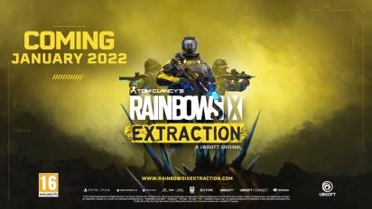 Rainbow Six: Extraction - World Trailer