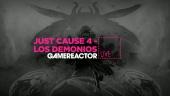 《正當防衛4》- Los Demonios DLC 直播重播
