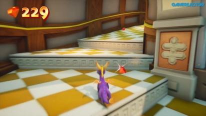 《寶貝龍 Spyro the Dragon:重燃三部曲》- Sunny Villa Gameplay (Switch)