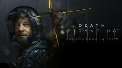 《死亡擱淺》- 一切你所需要知道的事(贊助#1)