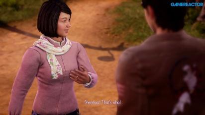 《莎木3》- 探索  Gameplay