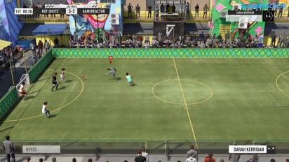 《FIFA 21》Volta - 前25分鐘