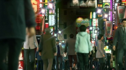 Yakuza Kiwami 2 - Japanese Announcement Trailer