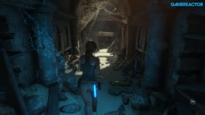 Rise of the Tomb Raider - Xbox One X 4K Native Gameplay