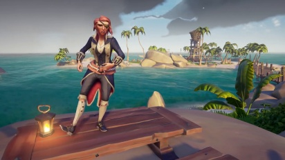 Sea of Thieves - Inn-side Story: Customisation