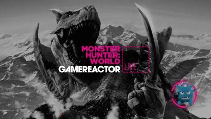 《魔物獵人 世界》(PC)- 直播重播
