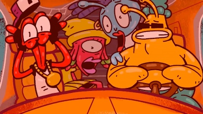 ToeJam and Earl: Back in the Groove - Gameplay Trailer