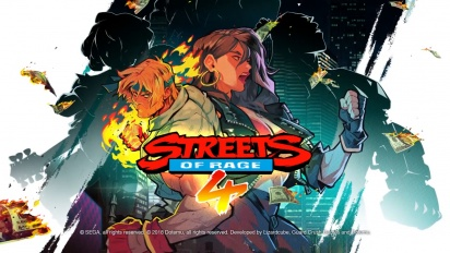 Streets of Rage 4 - Gameplay Teaser Trailer