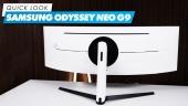 Samsung Odyssey Neo G9 - 快速查看