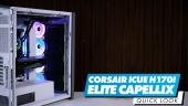 Corsair iCUE H170i Elite Capellix Liquid CPU 冷卻器 - 快速查看