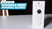 Google Nest Doorbell Battery 電池式視頻門鈴 - 快速查看