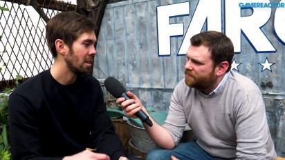 《極地戰嚎 5》- Phil Fournier 訪談